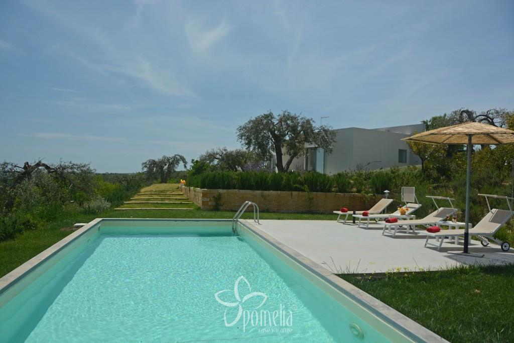 cavaliere villa avec piscine en sicile noto calamosche. Black Bedroom Furniture Sets. Home Design Ideas